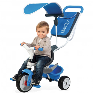 Tricicleta Smoby Baby Balade blue [6]