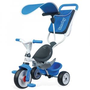 Tricicleta Smoby Baby Balade blue [0]