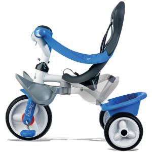Tricicleta Smoby Baby Balade blue [4]