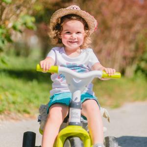 Tricicleta Smoby Baby Balade green [13]
