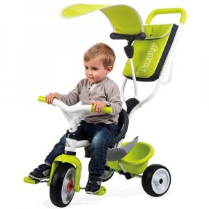 Tricicleta Smoby Baby Balade green [6]