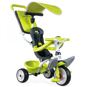 Tricicleta Smoby Baby Balade green [1]