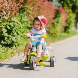 Tricicleta Smoby Baby Balade green [14]
