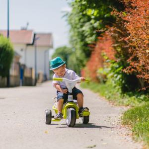 Tricicleta Smoby Baby Balade green [9]