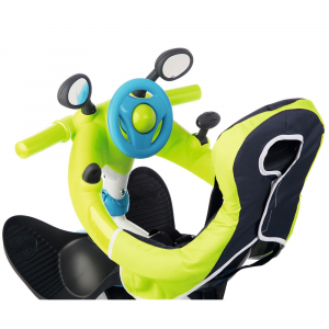 Tricicleta Smoby Baby Driver Comfort blue [5]