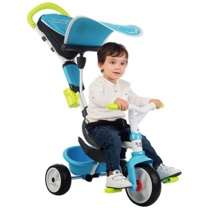 Tricicleta Smoby Baby Driver Comfort blue [10]
