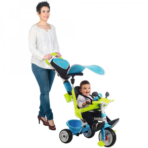 Tricicleta Smoby Baby Driver Comfort blue [8]