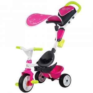 Tricicleta Smoby Baby Driver Comfort pink [2]