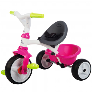 Tricicleta Smoby Baby Driver Comfort pink [3]
