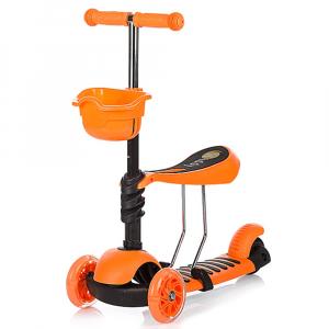 Trotineta Chipolino Kiddy orange [0]