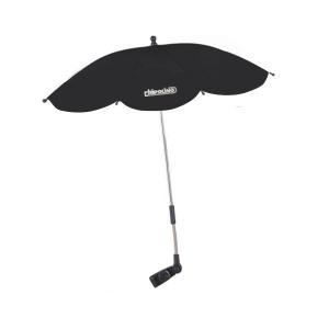 Umbreluta parasolara Chipolino pentru carucioare black 20134