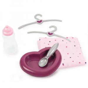 Valiza multifunctionala pentru papusi Smoby Baby Nurse 3 in 1 [4]