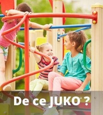 De ce JUKO?
