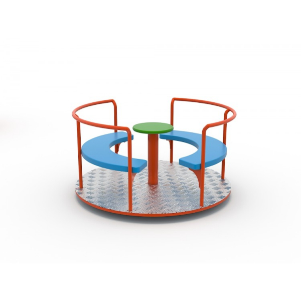 02OE Carusel rotativ Element loc de joaca 1