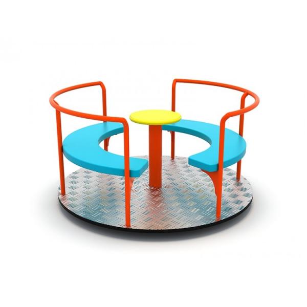 02OE Carusel rotativ Element loc de joaca 0