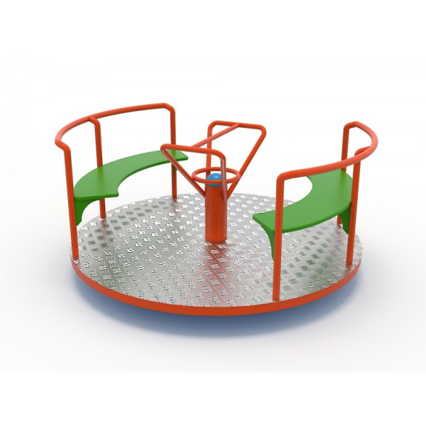 03OE Carusel rotativ Element loc de joaca 1