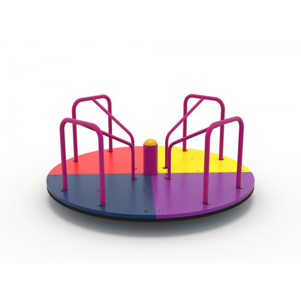 04OE Carusel rotativ Element loc de joaca 1
