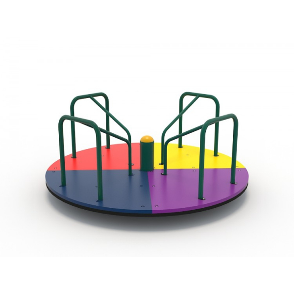 04OE Carusel rotativ Element loc de joaca 3
