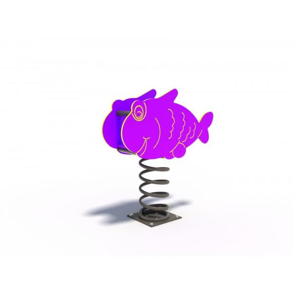 100OE Figurină pe Arc Element loc de joaca Pește [1]