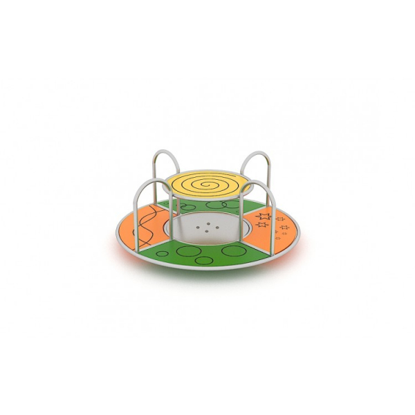 106OE Carusel rotativ Element loc de joaca [2]