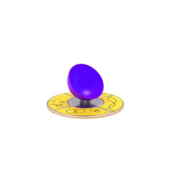 110OE Carusel rotativ Element loc de joaca Ceasca 0