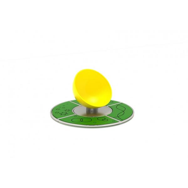 110OE Carusel rotativ Element loc de joaca Ceasca 1
