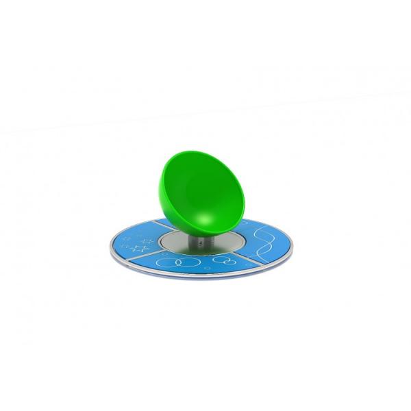 110OE Carusel rotativ Element loc de joaca Ceasca 2