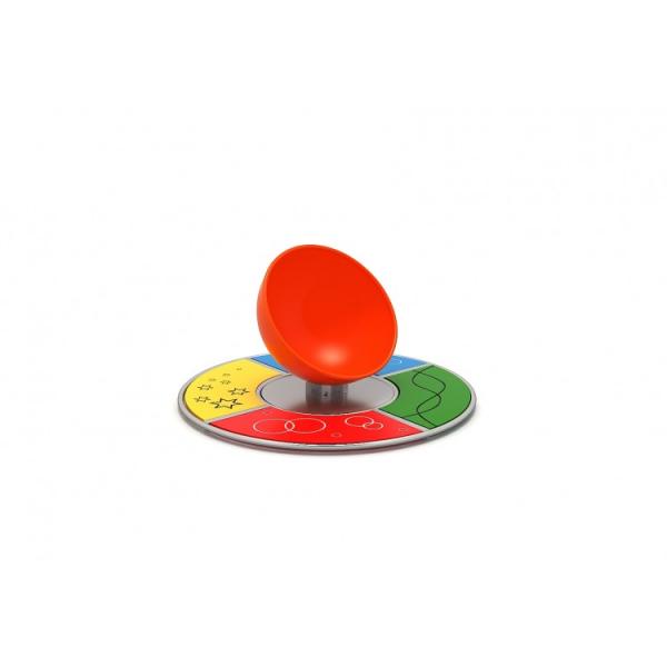 110OE Carusel rotativ Element loc de joaca Ceasca 3