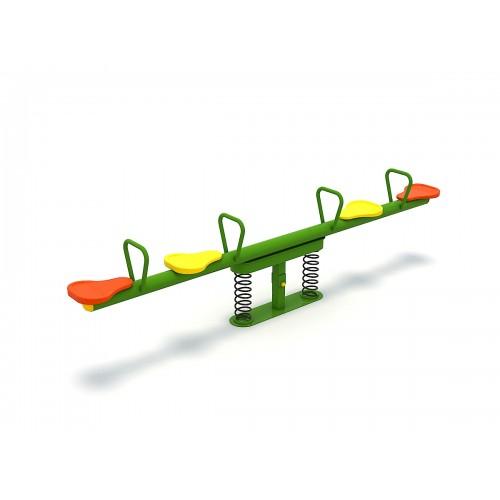 131OE Balansoar Element loc de joaca pe arc cu 4 locuri 3