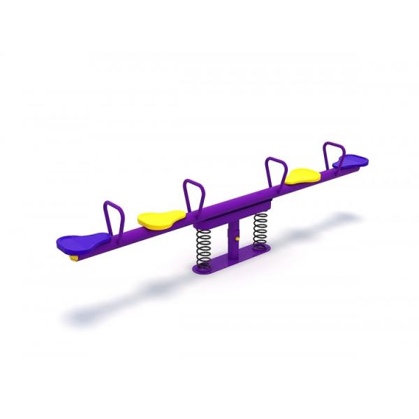 131OE Balansoar Element loc de joaca pe arc cu 4 locuri 2