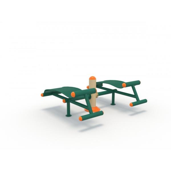 153FT Echipament fitness exterior standard 0