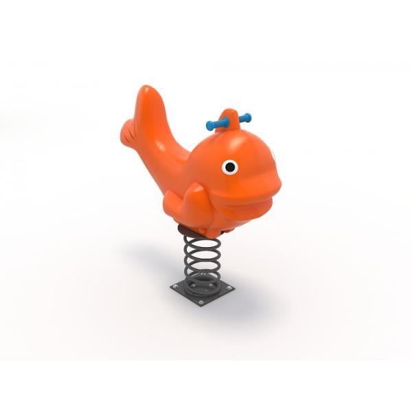 31OE Figurină pe Arc Element loc de joaca Balenă 2