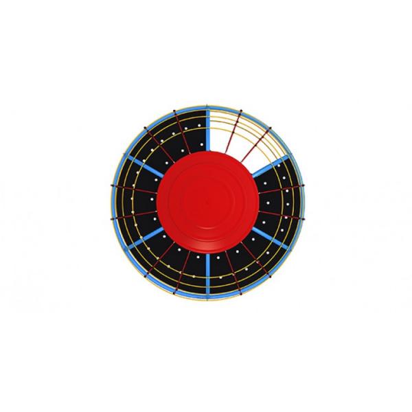32IP Seria Franghie Echipament loc de joaca cu Cățărătoare [1]