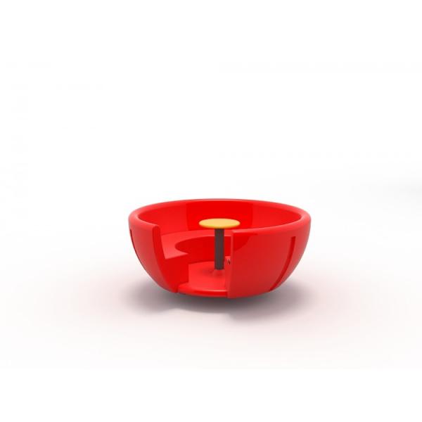 34OE Carusel rotativ Element loc de joaca Ceasca 1