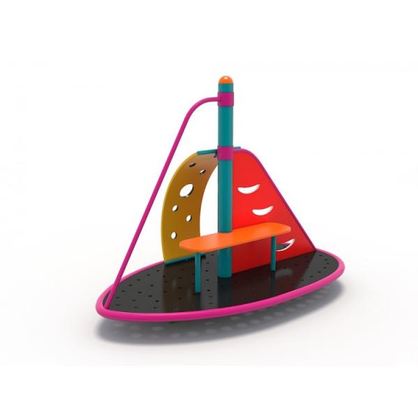 44OE Figurină pe Arc Element loc de joaca Corabie 1