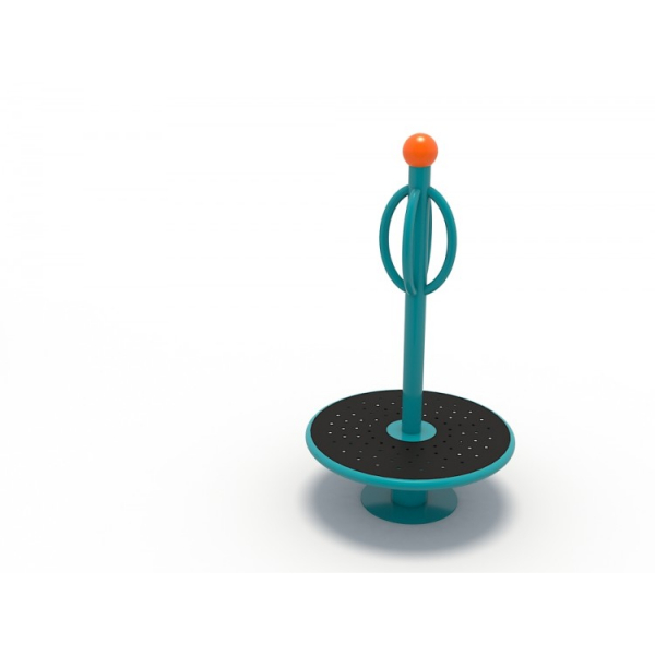 55OE Carusel rotativ Element loc de joaca [2]