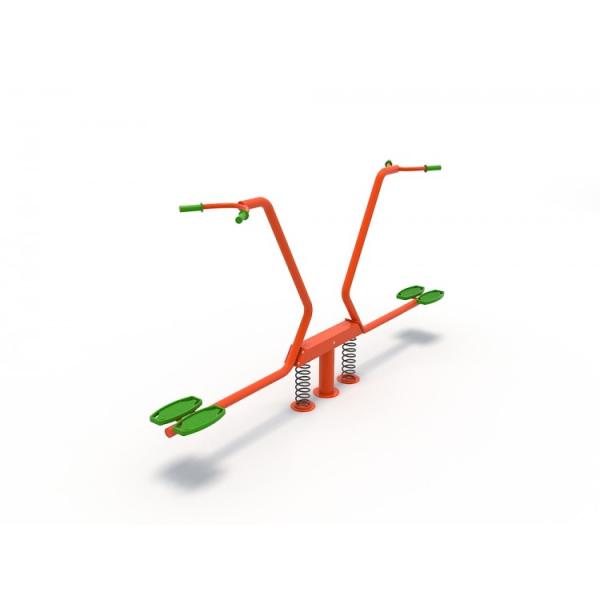 62OE Balansoar Element loc de joaca pe arc cu 2 locuri 2