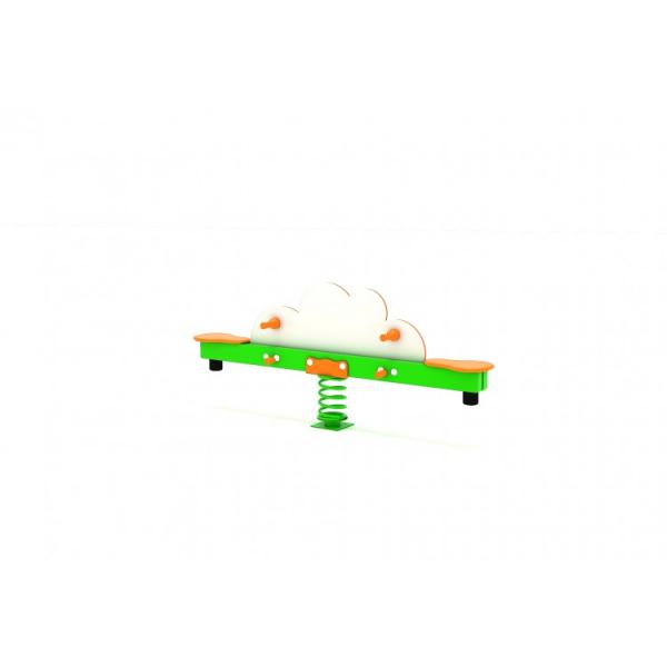 86OE Balansoar Element loc de joaca pe arc cu 2 locuri 3