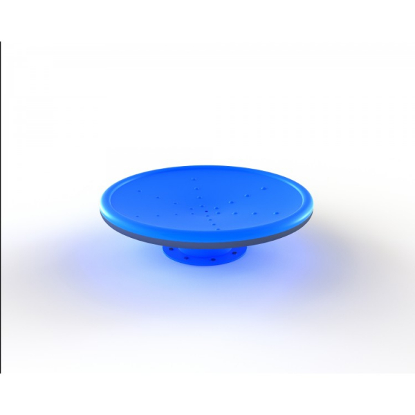 91OE Carusel rotativ Element loc de joaca Disc 1