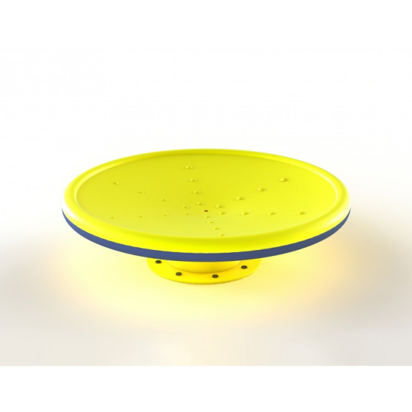 91OE Carusel rotativ Element loc de joaca Disc 0