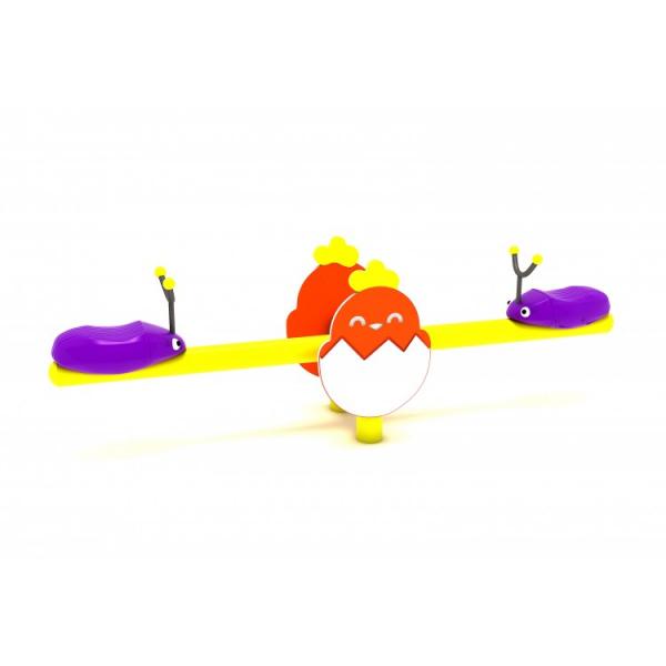 98OE Balansoar Element loc de joaca cu 2 locuri [2]