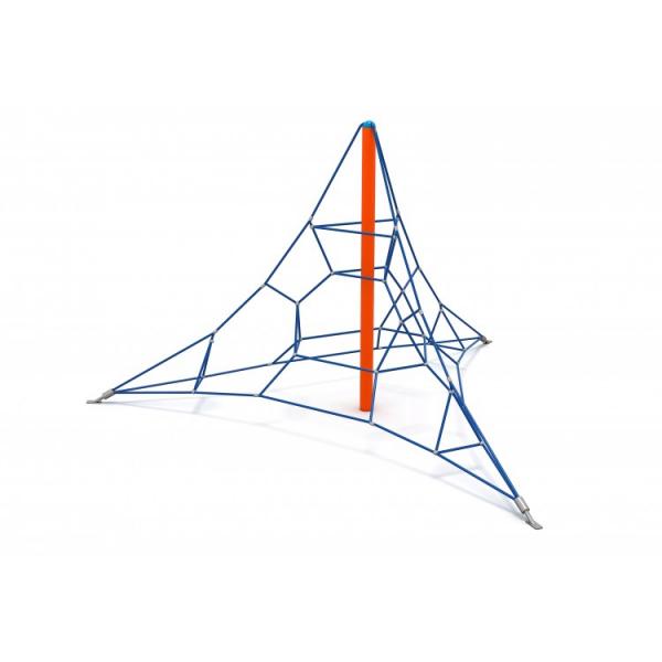 40IP Seria Franghie Echipament loc de joaca cu Cățărătoare Spider 0