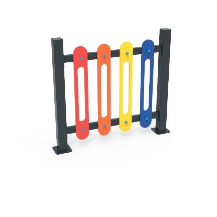 PK.46002/A Gard de împrejmuire loc de joacă 0