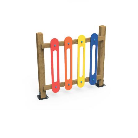 PK.46004/A Gard de împrejmuire loc de joacă 0