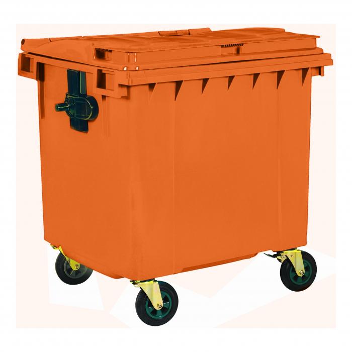 Pubela de plastic pentru deșeuri T 1100 [9]