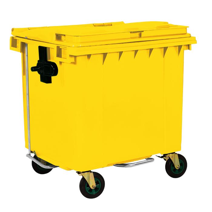 Pubela de plastic pentru deșeuri T 1100 [10]