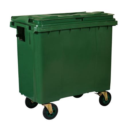 Pubela de plastic pentru deșeuri T 660 [5]