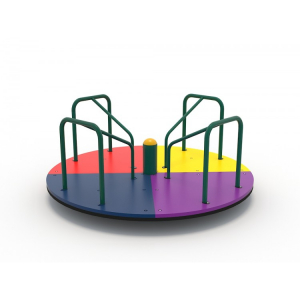 04OE Carusel rotativ Element loc de joaca [3]