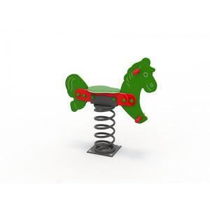 09OE Figurină pe Arc Element loc de joaca Căluț3