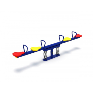 131OE Balansoar Element loc de joaca pe arc cu 4 locuri0